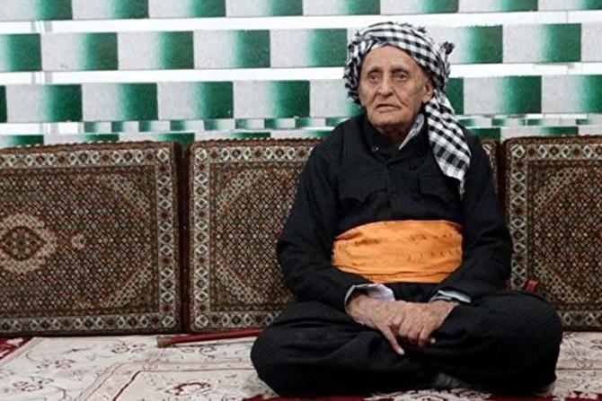 Иранaц стар 134 године