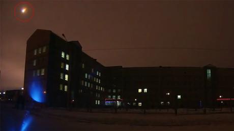 Експлозија метеора у Сибиру претворила ноћ у дан