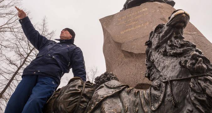 Пешке око света: Пензионер из Петербурга обишао Земљу