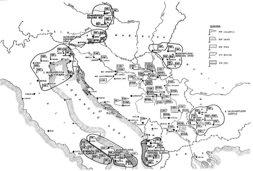 ZABORAVLJENI PODVIG: Dan kada smo bombardovali Treći Rajh (foto) 2